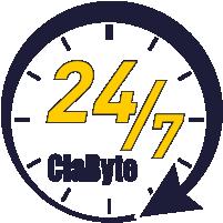 Online 24 horas, 7 dias por semana