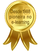 Escola pioneira no e-learning